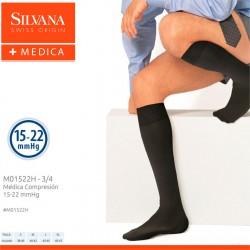 M01522H - 3/4 Medica Hombre...